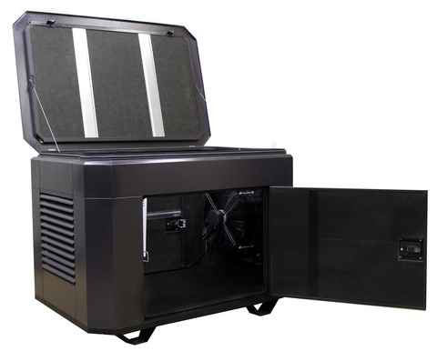 Всепогодный шумозащитный кожух для генератора SB1200SK