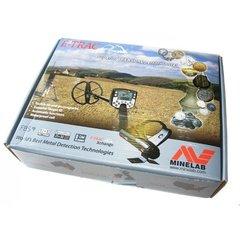 Металлоискатель Minelab E-Trac (Комплектация Стандарт)