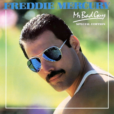 Freddie Mercury / Mr Bad Guy (Special Edition)(LP)