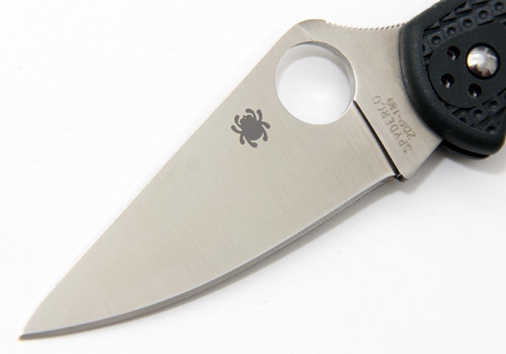 Нож Spyderco Delica 4 C11PGRE ZDP-189