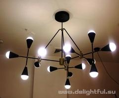 светильник Triad 15 by Apparatus