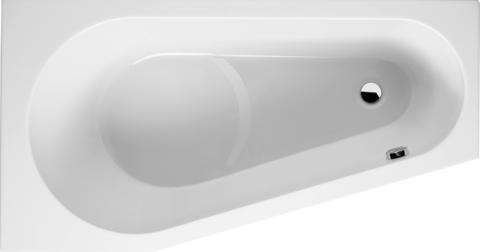 Акриловая ванна Riho DELTA 160х80 R
