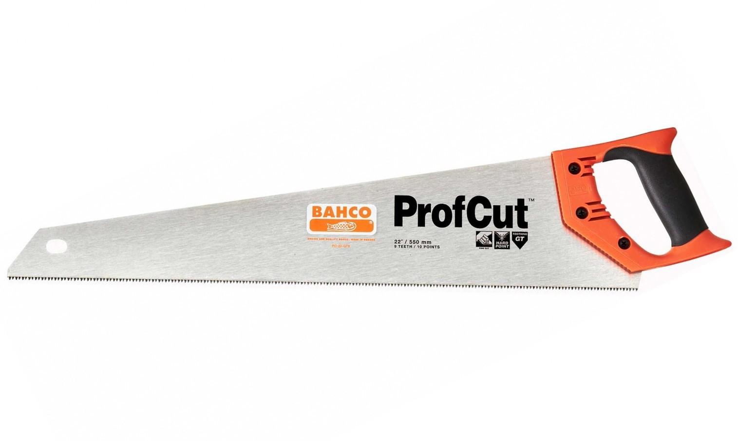 Ножовка 550мм ProfCut Bahco PC-22-GT9