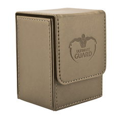 Ultimate Guard - Песочная кожаная коробочка