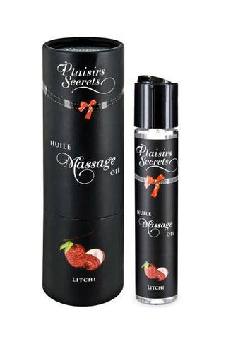 MASSAGE OIL LITCHI Массажное масло Личи 59 мл
