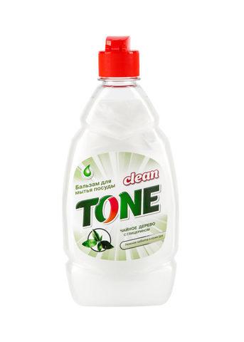 Sellwin Pro  Clean Tone Бальзам для мытья посуды Чайное дерево с глицерином 450мл