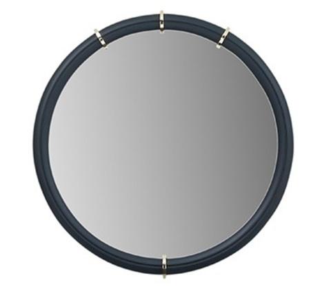 Зеркало OTTAVIA (111x113x4) темно-зеленый