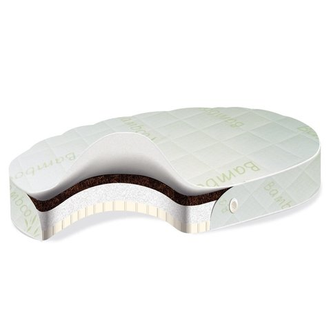 BabySleep Nido Magia  Latex Bamboo (125 х 75) (125 х 75)