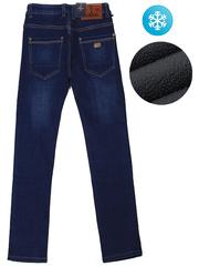 6908 джинсы мужские, утепленные