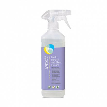 Чистящее средство для стекла Лаванда и Лемонграсс Sonett, 500 мл