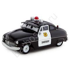 Машинка Шериф (Sheriff) - Тачки 2 (Cars 2), Disney