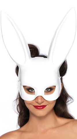 Белая маска зайца