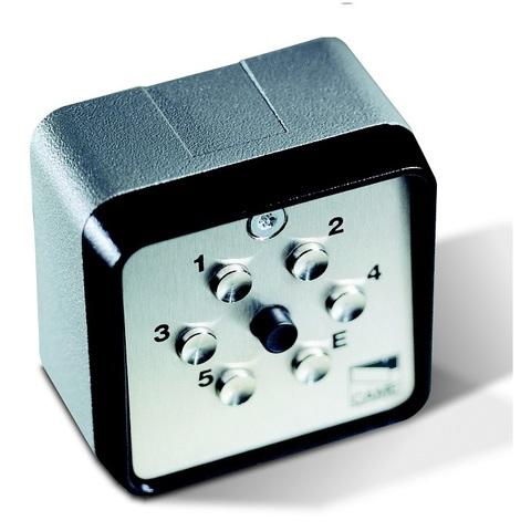 S9000 - Клавиатура кодонаборная беспроводная (радиоканальная) накладная, 7-кнопочная Came