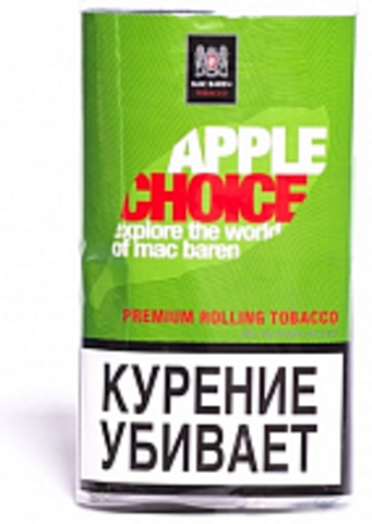Табак M.B.сигарет. APPLE CHOICE (p40gr)