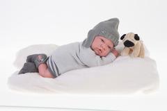 Munecas Antonio Juan Reborn Новорожденный Игнасио , 40см (8111)