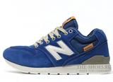 Кроссовки Мужские New Balance 996 Hi Blue