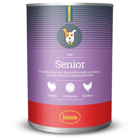 Консервы для пожилых собак Senior Pate: 400 гр