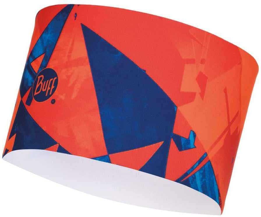Флисовая спортивная повязка Buff Headband Tech Fleece Rush Multi