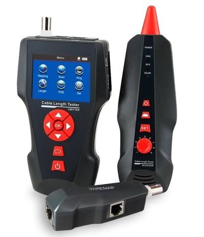 Многофункциональный кабельный тестер NF-8601S