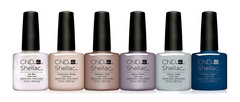 Набор CND Shellac Glacial Illusion Collection