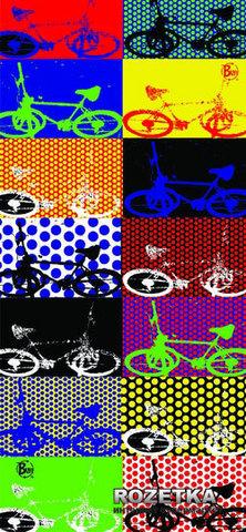 Многофункциональная бандана-труба Buff Pop Bike