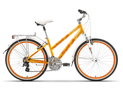 Stark Plasma (2015)желтый с оранжевым