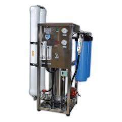 ARO-3000GPD - установка обратного осмоса с насосом (до 11 500л/сут)