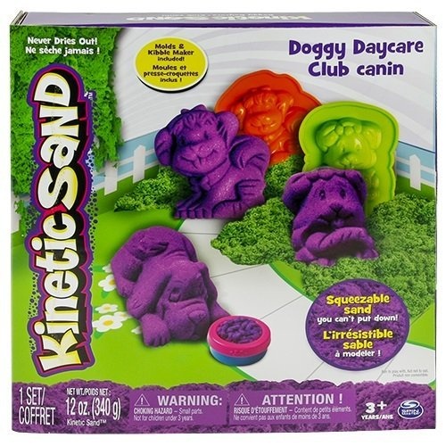 KINETIC SAND DOGGY