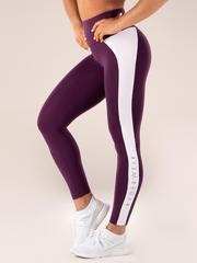 Женские лосины Ryderwear Queen High Waisted Leggings - Purple