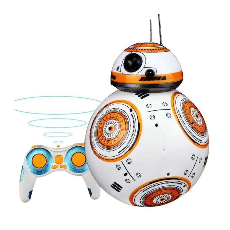 Хит продаж Игрушка-робот BB-8 Droid «Звездный воин» с пультом (Bradex) 036b302df973907b1aa3c503a427a224.png