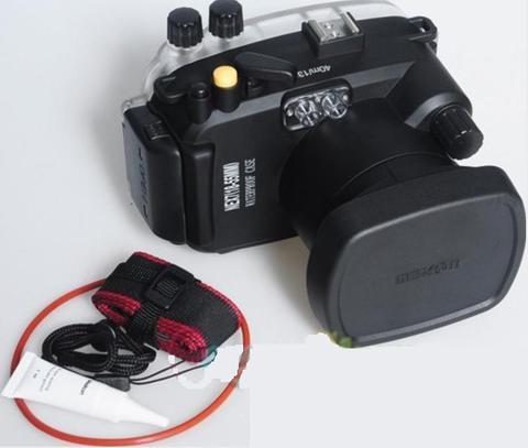 Бокс для подводной съемки для Sony nex7 18-55 (аквабокс) Jnt