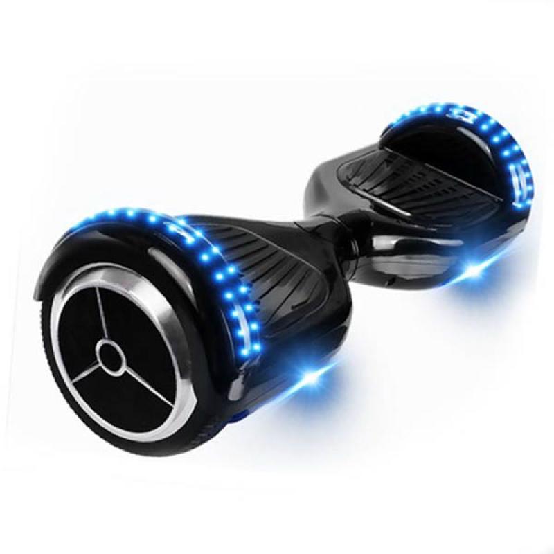 Smart Balance LED 6,5  черный (Bluetooth-музыка + сумка) - 6,5 дюймов, артикул: 693975