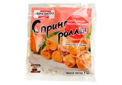Спринг роллы с креветкой и овощами Ajinomoto, 1кг