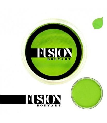 Аквагрим Fusion зеленый лайм 32 гр