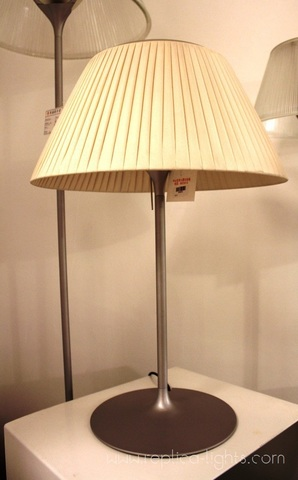 replica  Romeo Soft  by Philippe Starck table lamp