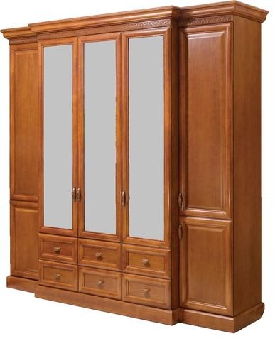 Шкаф 5 дв. Олимпия