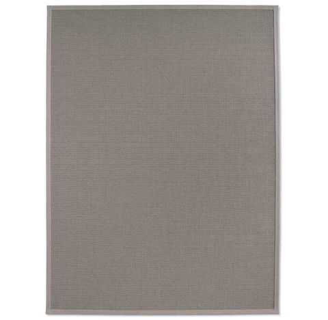 Belgian Looped Wool Sisal Rug - Fog