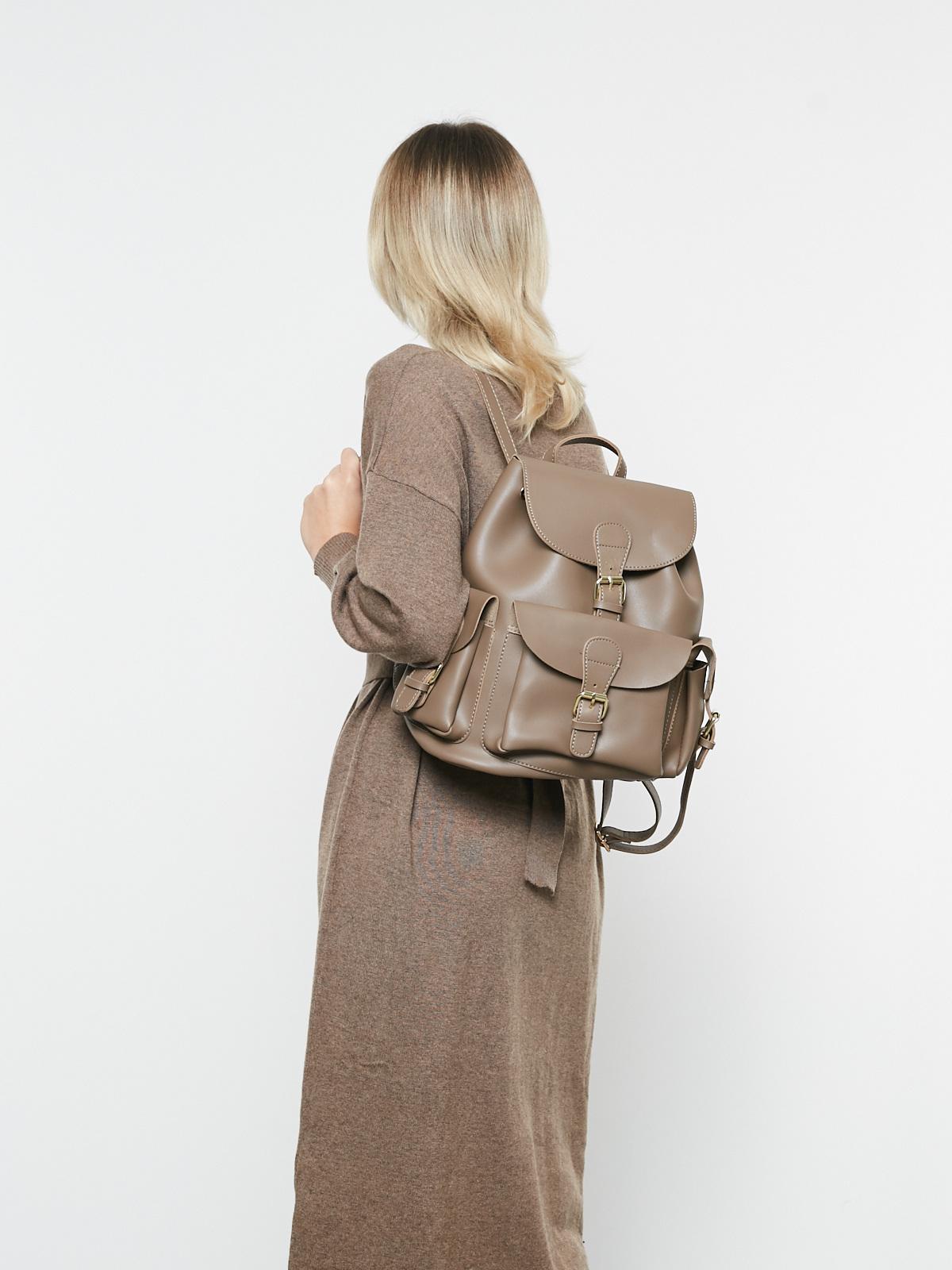 Рюкзак с тремя карманами