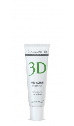 Флюид Q10-active SILK CARE