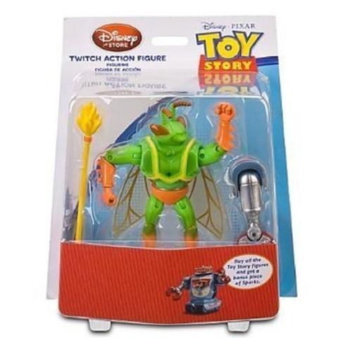 Стрекоза Твитч. История игрушек