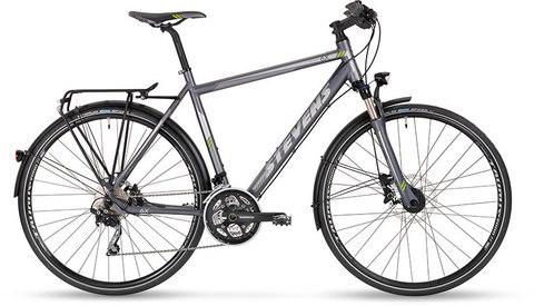 Велосипед Stevens 6X SX Disc Tour (2016) купить в Интернет-магазине Ябегу по специальной цене