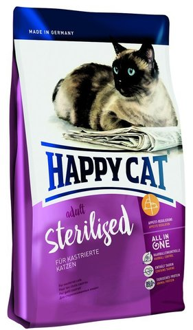Сухой корм Happy Cat Adult Sterilised