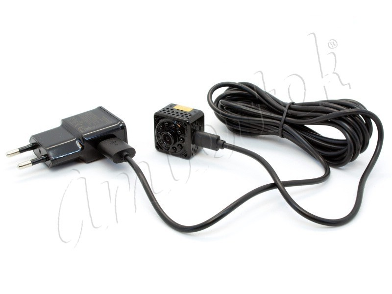 Wi-Fi IP мини видеорегистратор Ambertek Q11