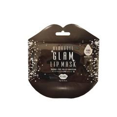 Гидрогелевые патчи для губ с жемчугом BeauuGreen Hydrogel Glam Lip Mask, Pearl