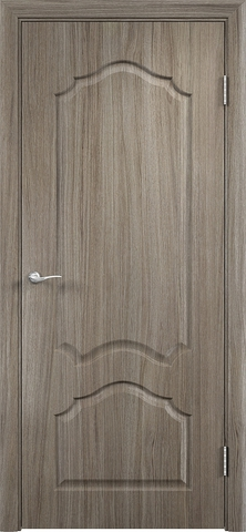 Дверь Верда Ирида, цвет вишня малага, глухая