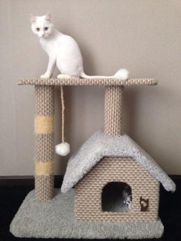 Домик для кошки Д-1