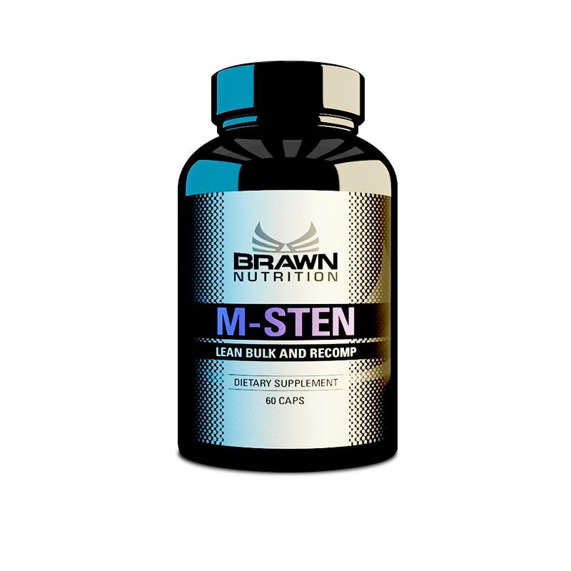 Brawn Nutrition M-Sten | Метилстенболон