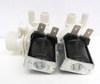 Клапан 2W90 клеммы раздельно для БОШ, Индезит, Аристон и др.