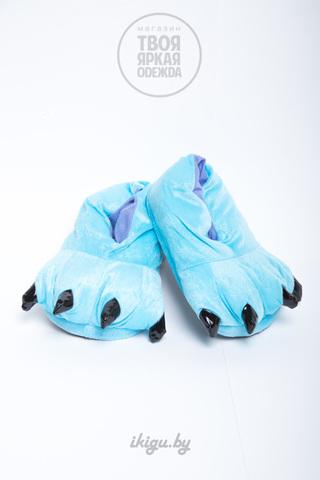 Тапочки Голубые