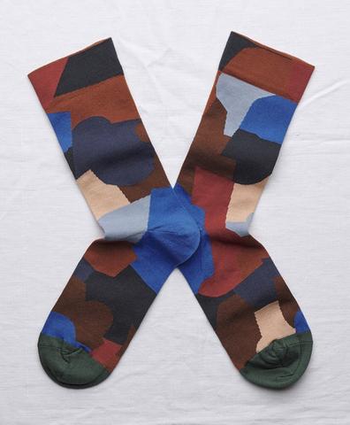 Носки Puzzle Multico